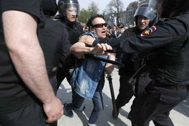 הפגנות המחאה ברוסיה