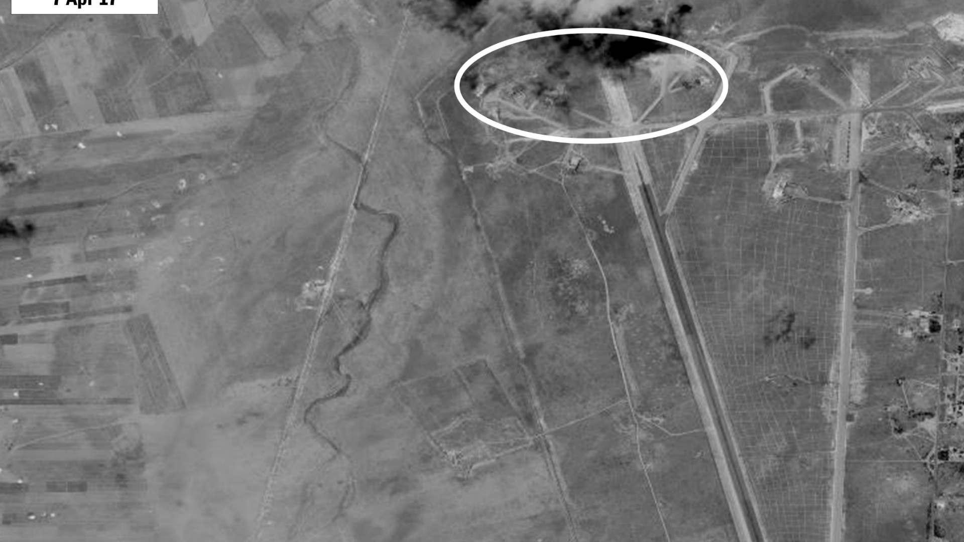 ايران تنوي نقل مركز امداداتها العسكري من مطار دمشق الى موقع اخر