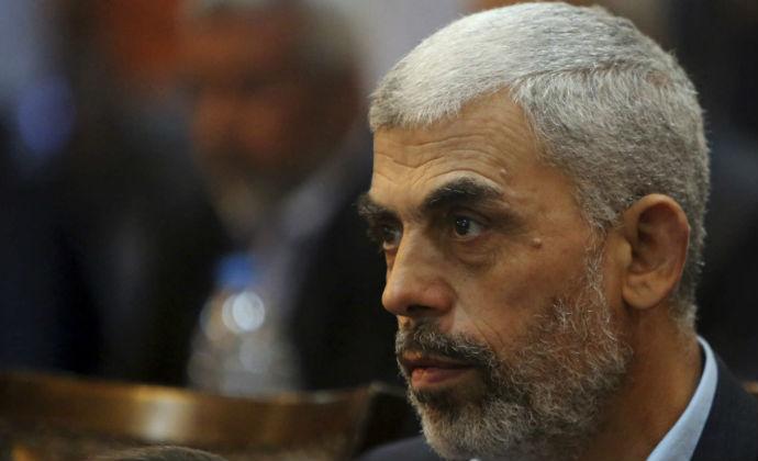 מנהיג חמאס בעזה, יחיא סנוואר