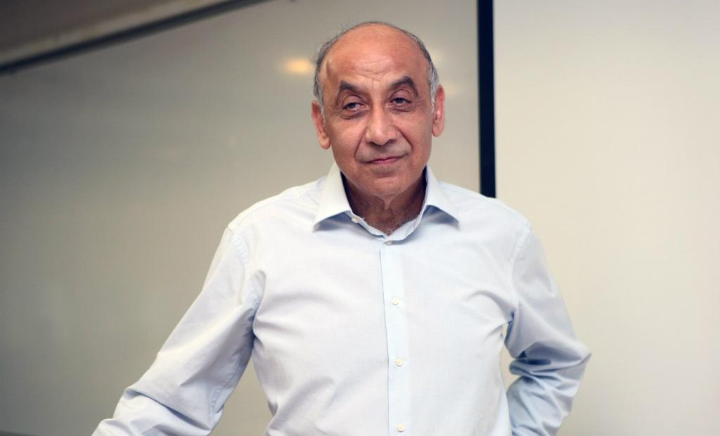 יצחק סוארי, שקבע את הנוסחה לקביעת מחיר הפיקוח ב-1996 צילום: עמית שעל, כלכליסט