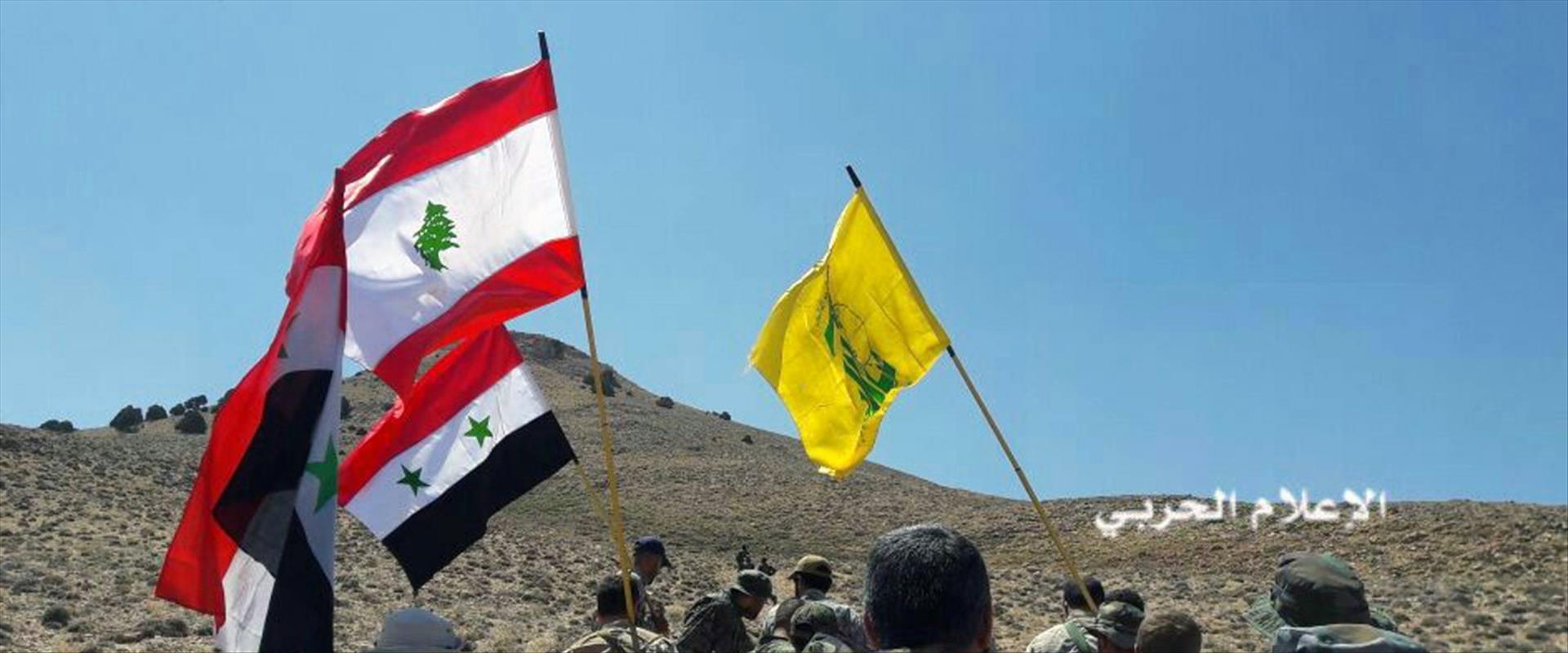 חיזבאללה בסוריה