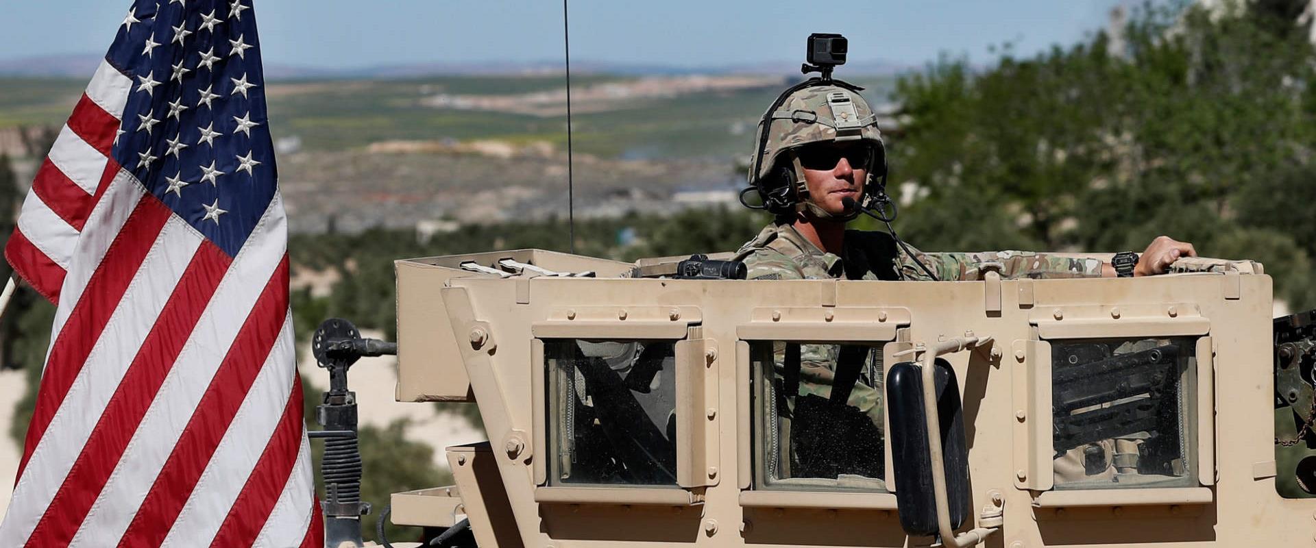 חייל אמריקני בסוריה