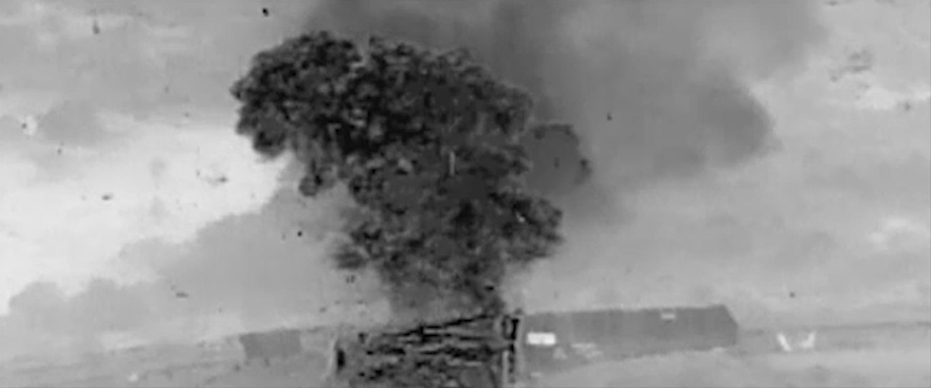 השמדת מנהרת חיזבאללה