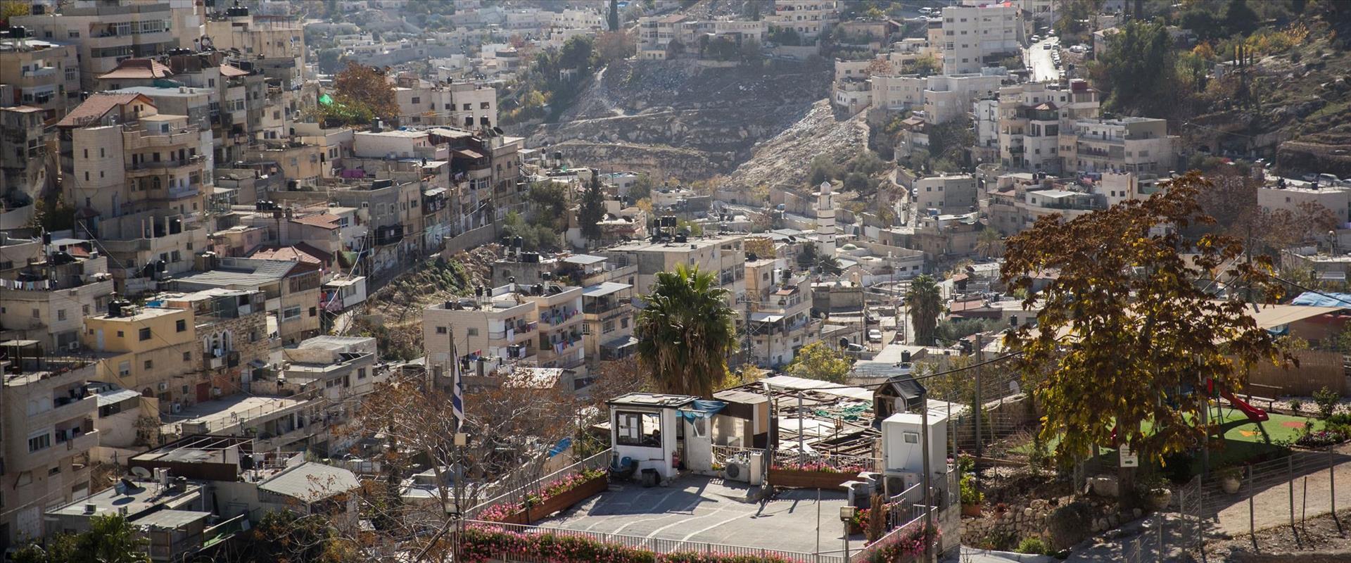 שכונת סילוואן בירושלים