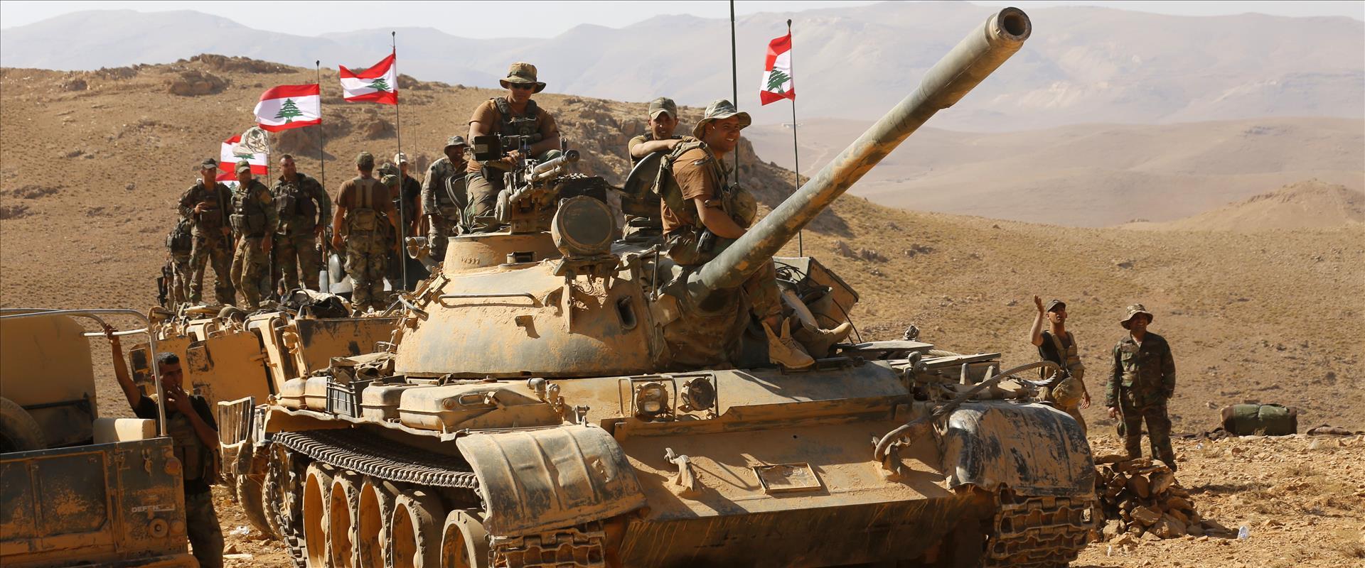 צבא לבנון, ארכיון