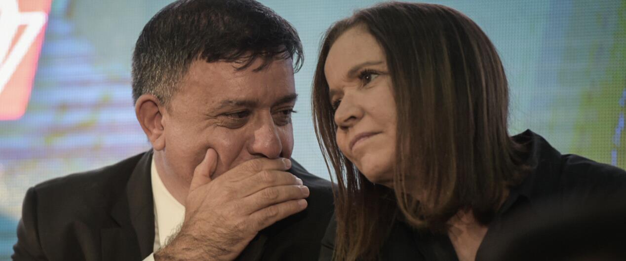 גבאי ויחימוביץ'