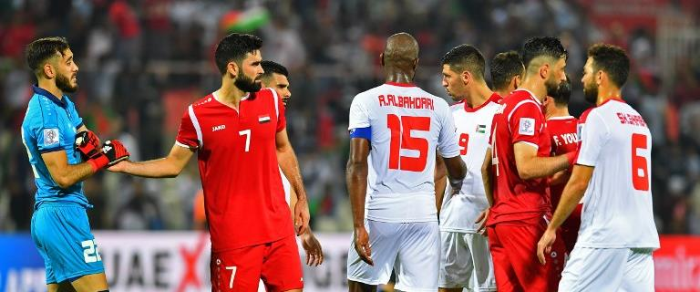 שחקני נבחרת פלסטין בגביע אסיה
