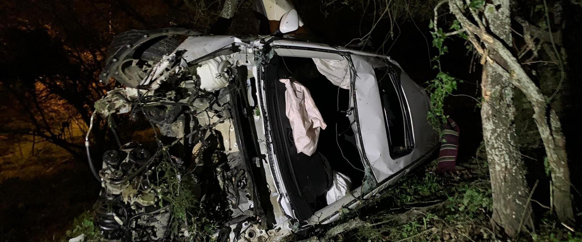 תאונת הדרכים בעמק יזרעאל
