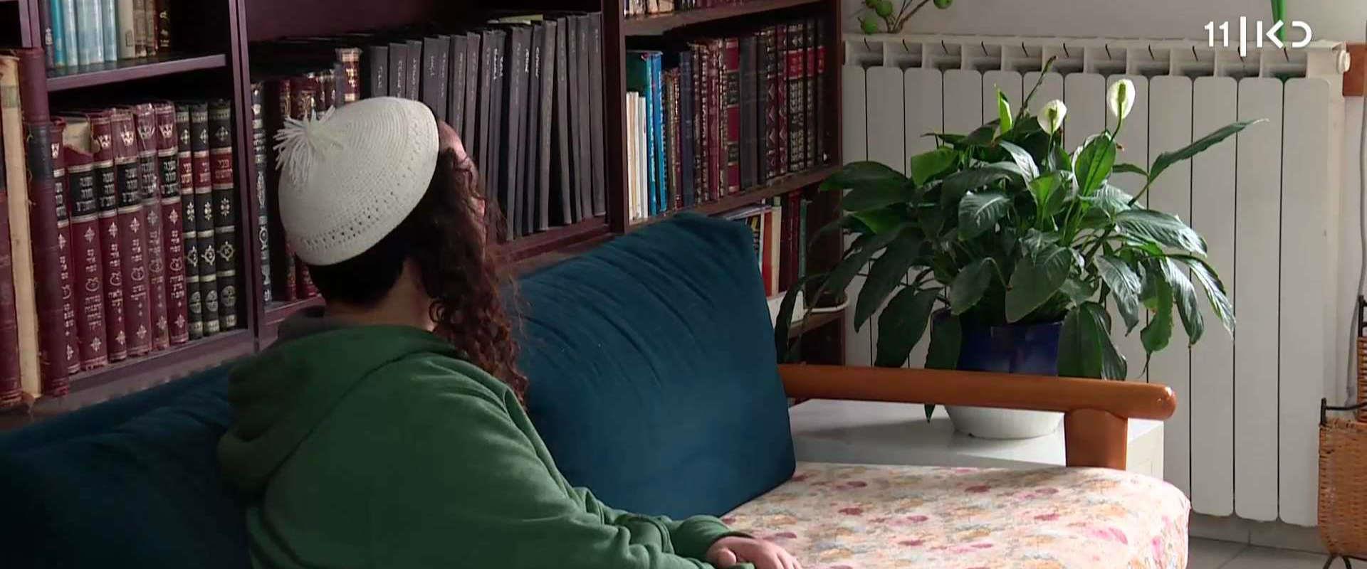 הנער ד' שנחשד בפרשת הטרור היהודי