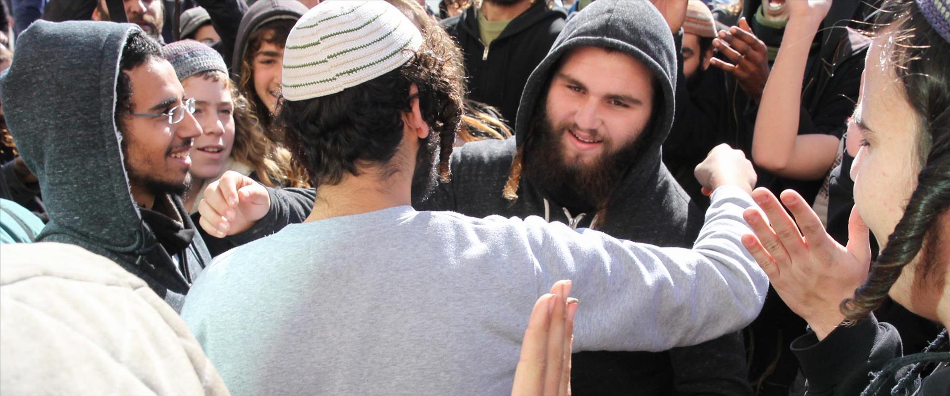 חשוד בפרשת הטרור היהודי