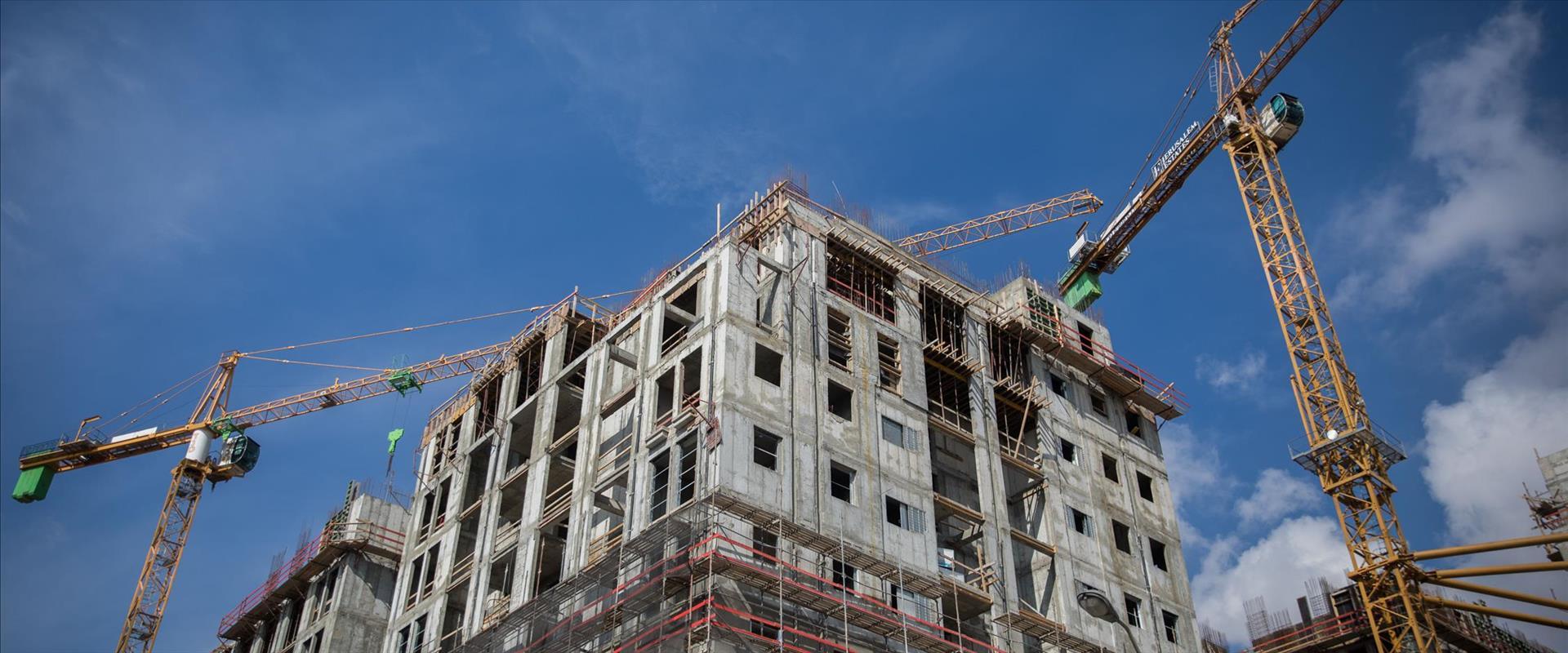 בנייה בירושלים, אילוסטרציה