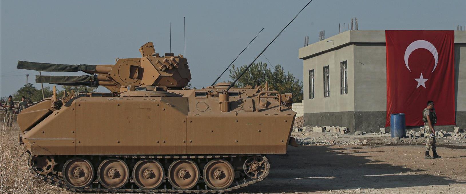הפלישה הטורקית לסוריה