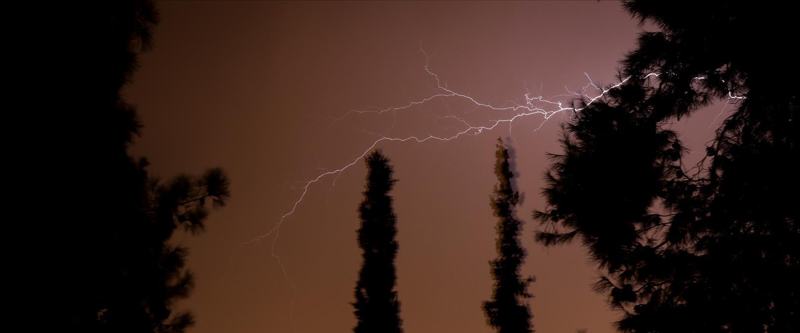 פגיעת ברק