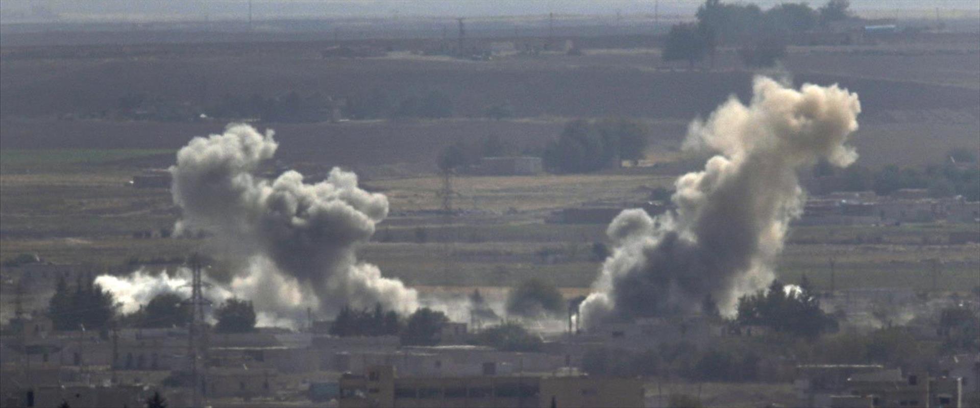 תקיפה טורקית בסוריה