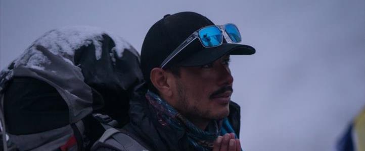 מטפס ההרים נירמל פורג'ה