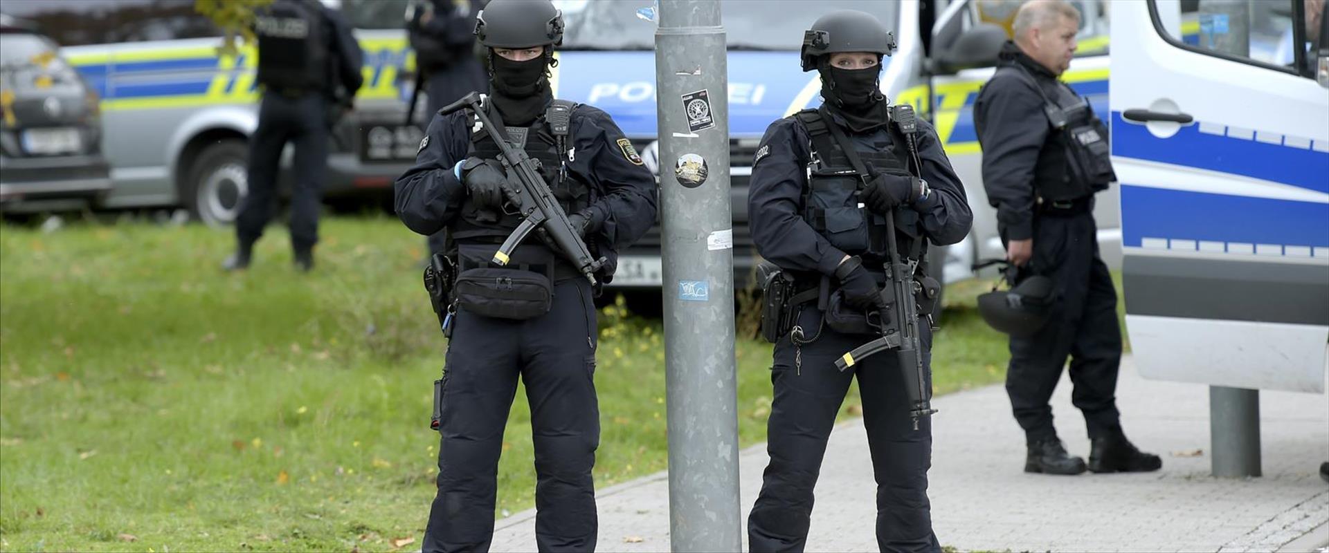 זירת הירי בגרמניה, אתמול