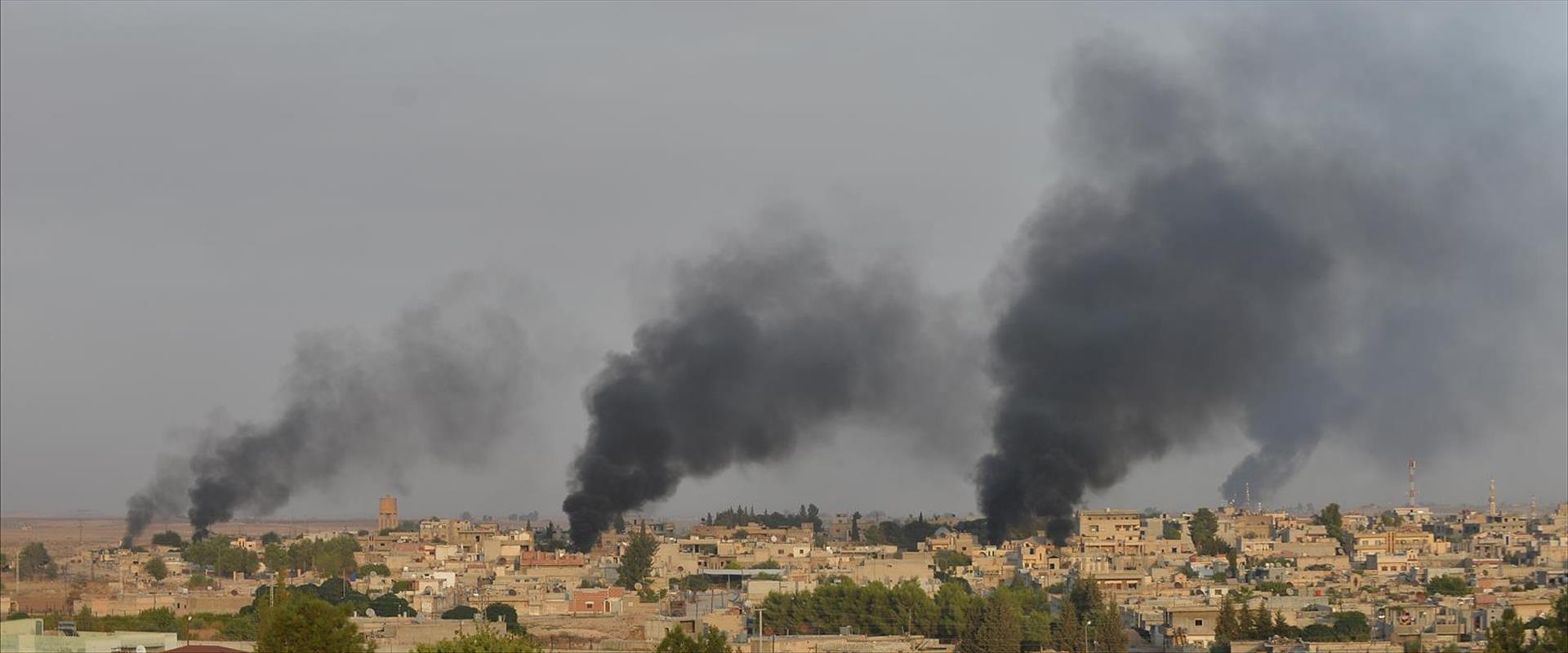 הפגזות בסוריה