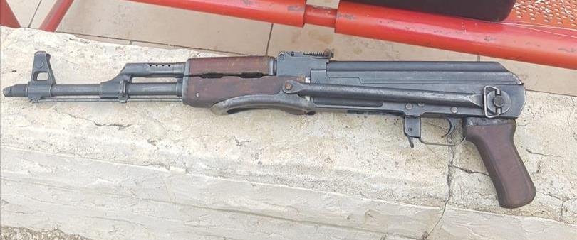 מבצע להחזרת כלי נשק במשטרה