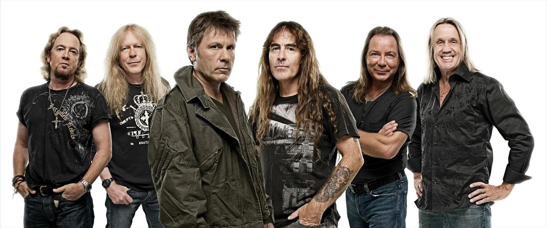 להקת הרוק איירון מיידן
