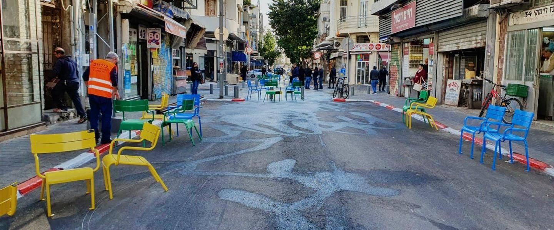 מדרחוב לוינסקי בתל אביב