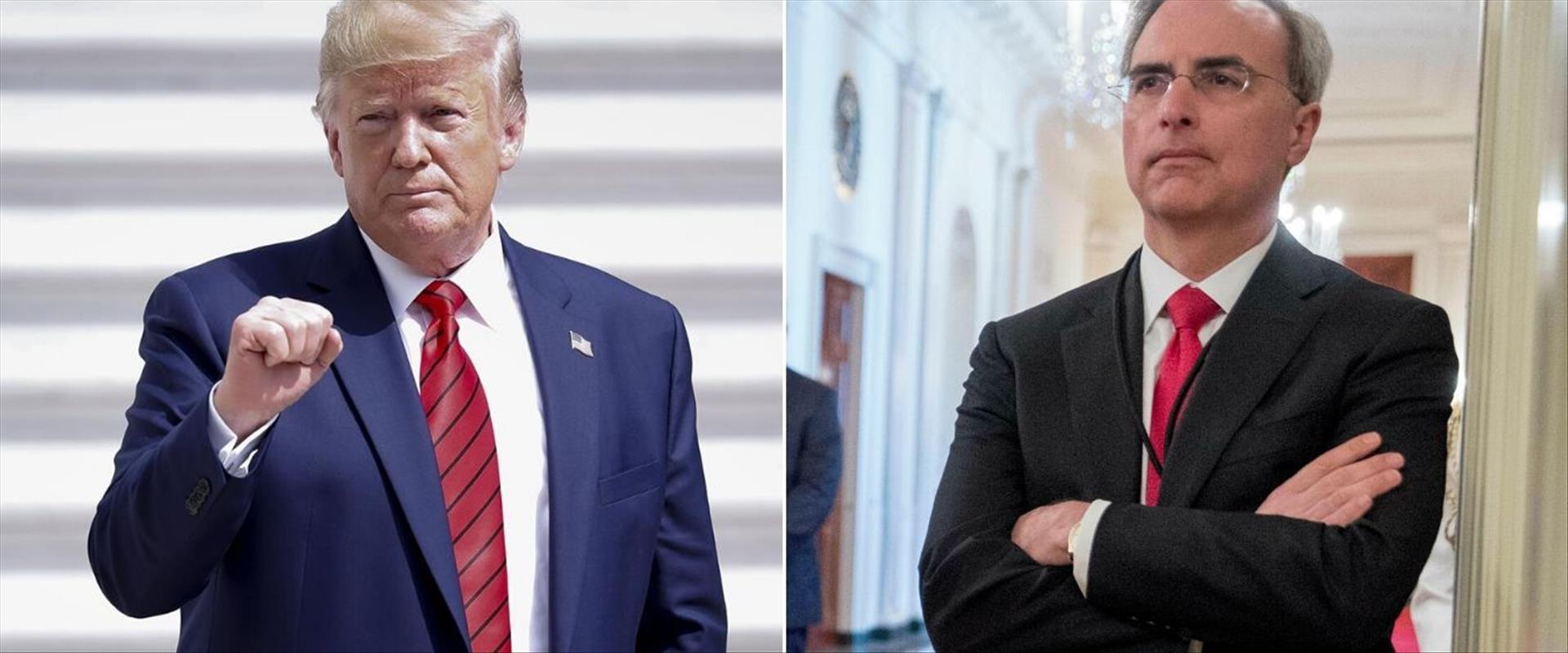 טראמפ ופאט סיפולון