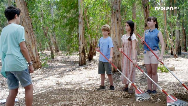 ילדי בית העץ   עונה 3   הרובוטים   פרק 28