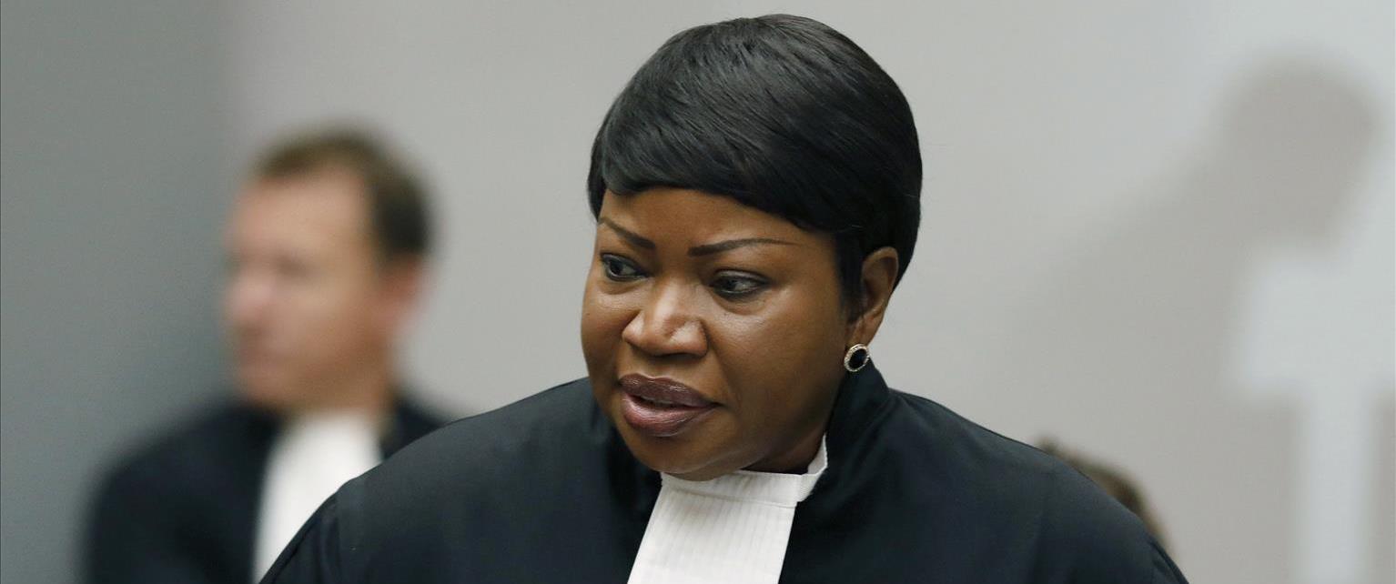 התובעת בבית הדין הפלילי הבין לאומי בהאג פאטו בנסוד