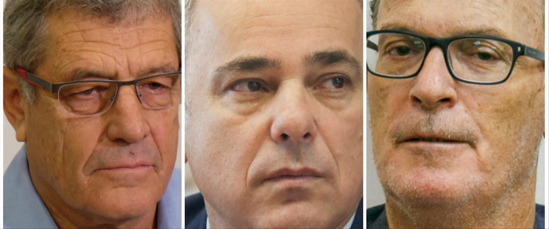 אבריאל בר יוסף, מיקי גנור ויובל שטייניץ