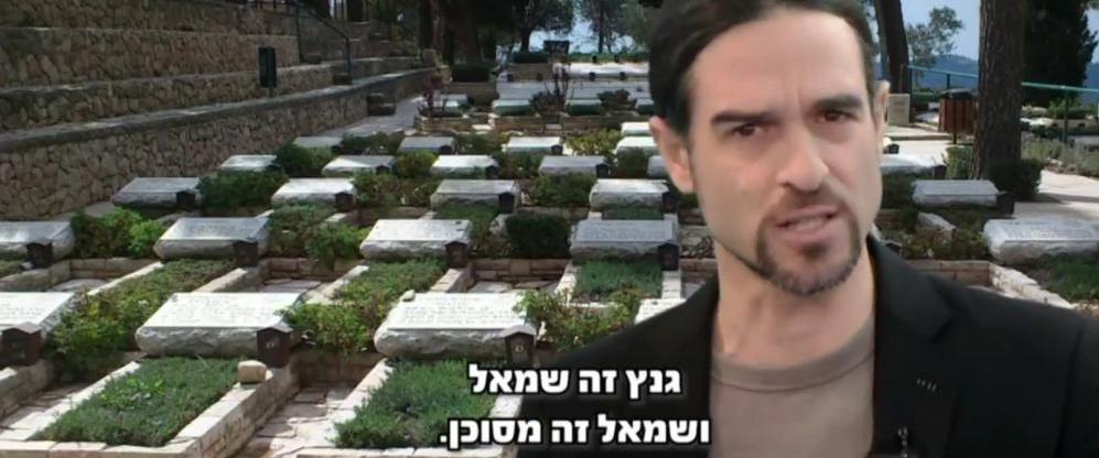 סרטון הקברים של הליכוד