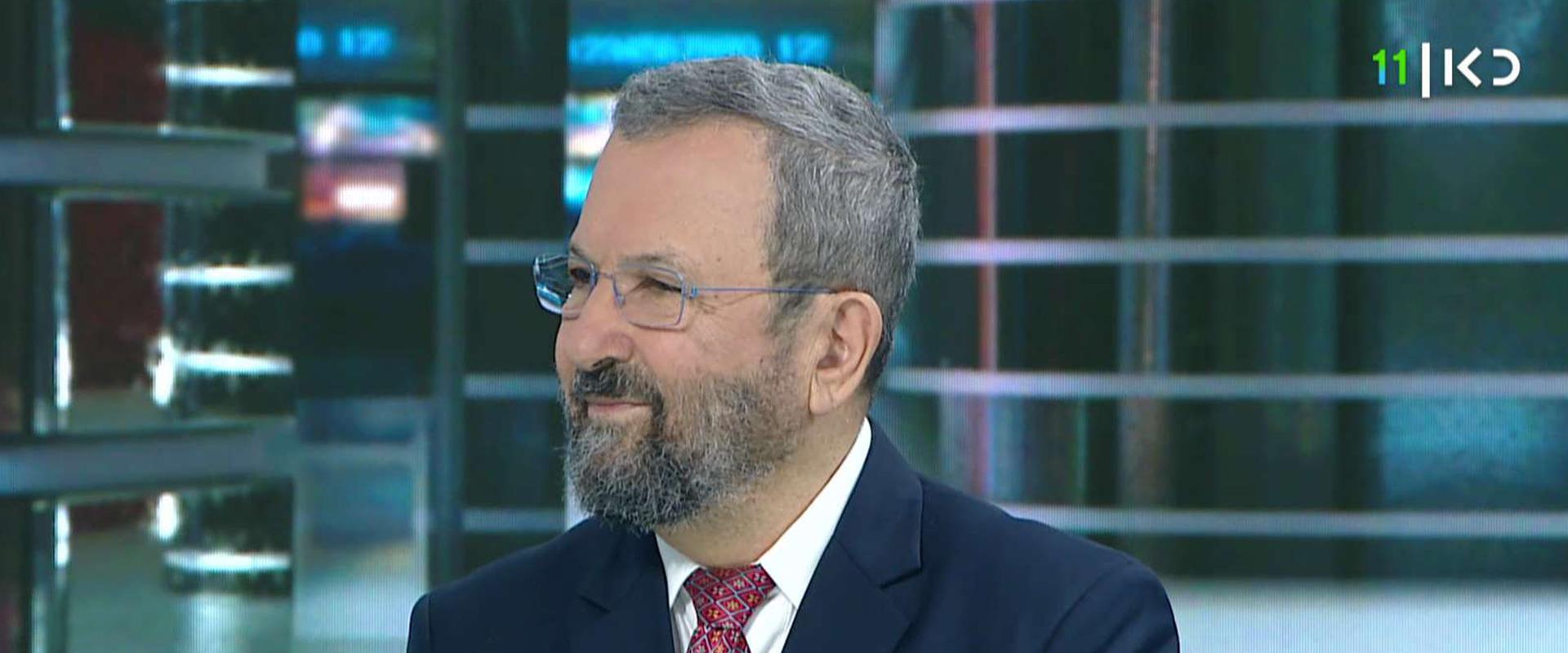 ראיון עם אהוד ברק