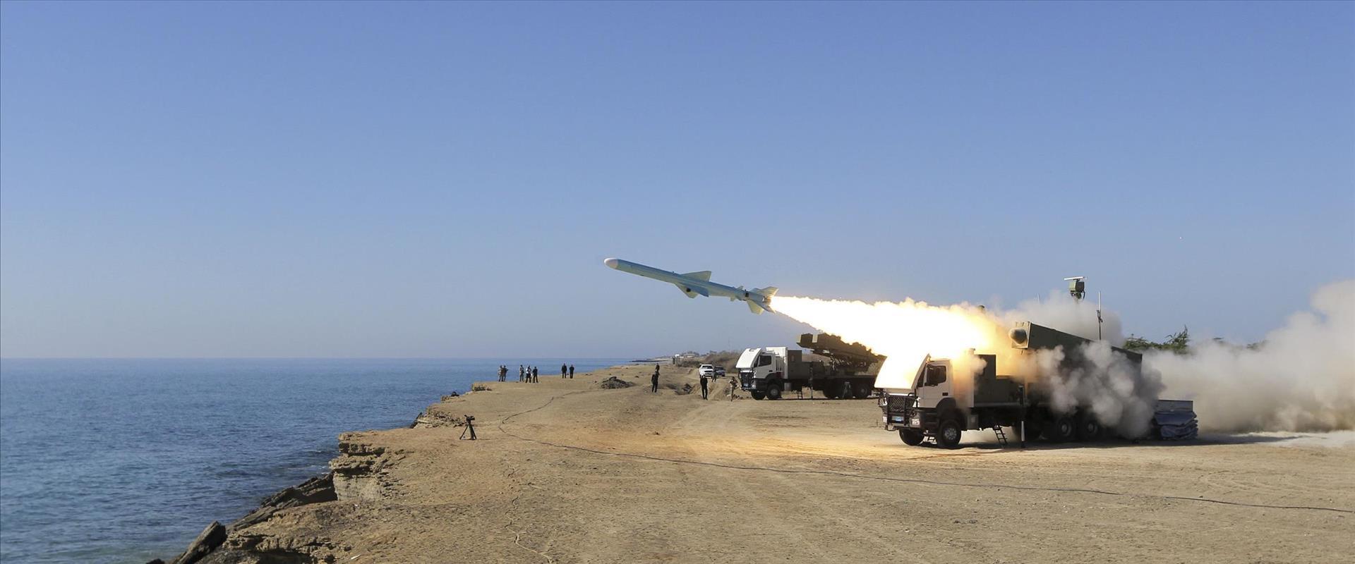 טיל איראני