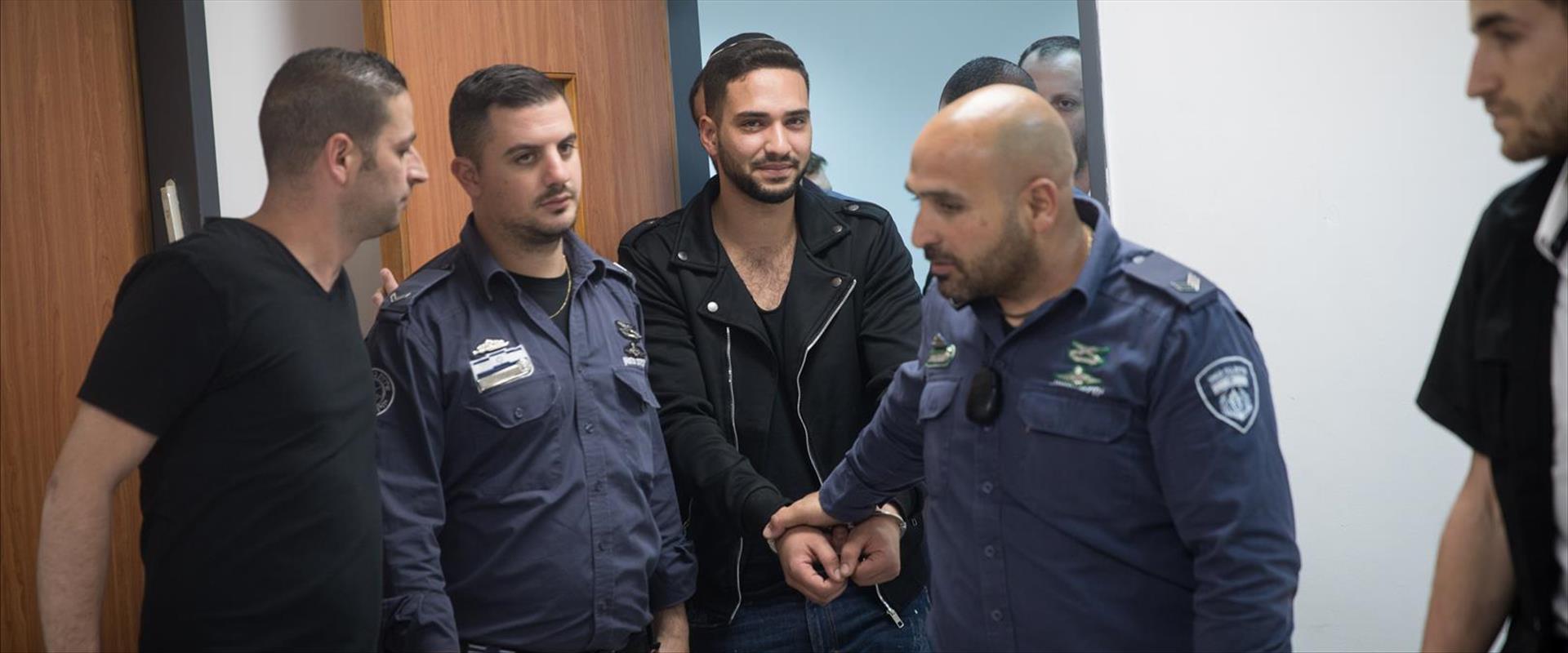 נתנאל סנדרוסי, פגע וברח בירושלים, תאונה