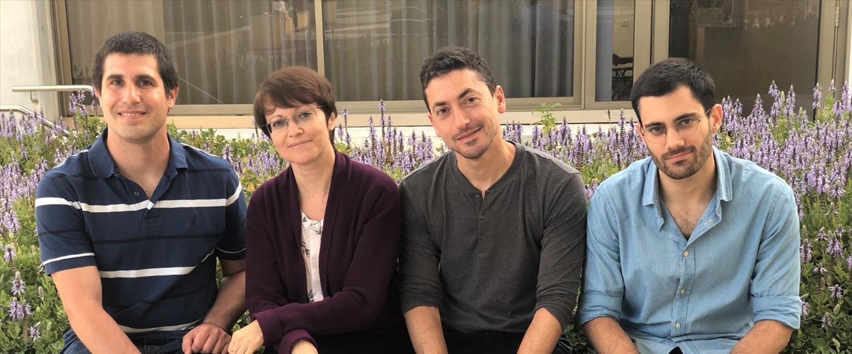 צוות המחקר באונ' תל אביב