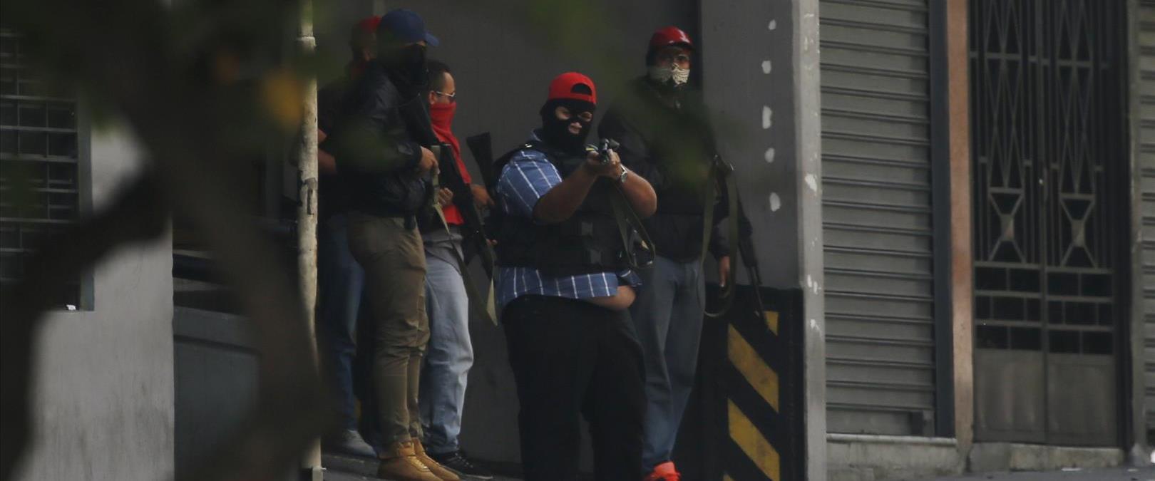 מהומות בוונצואלה