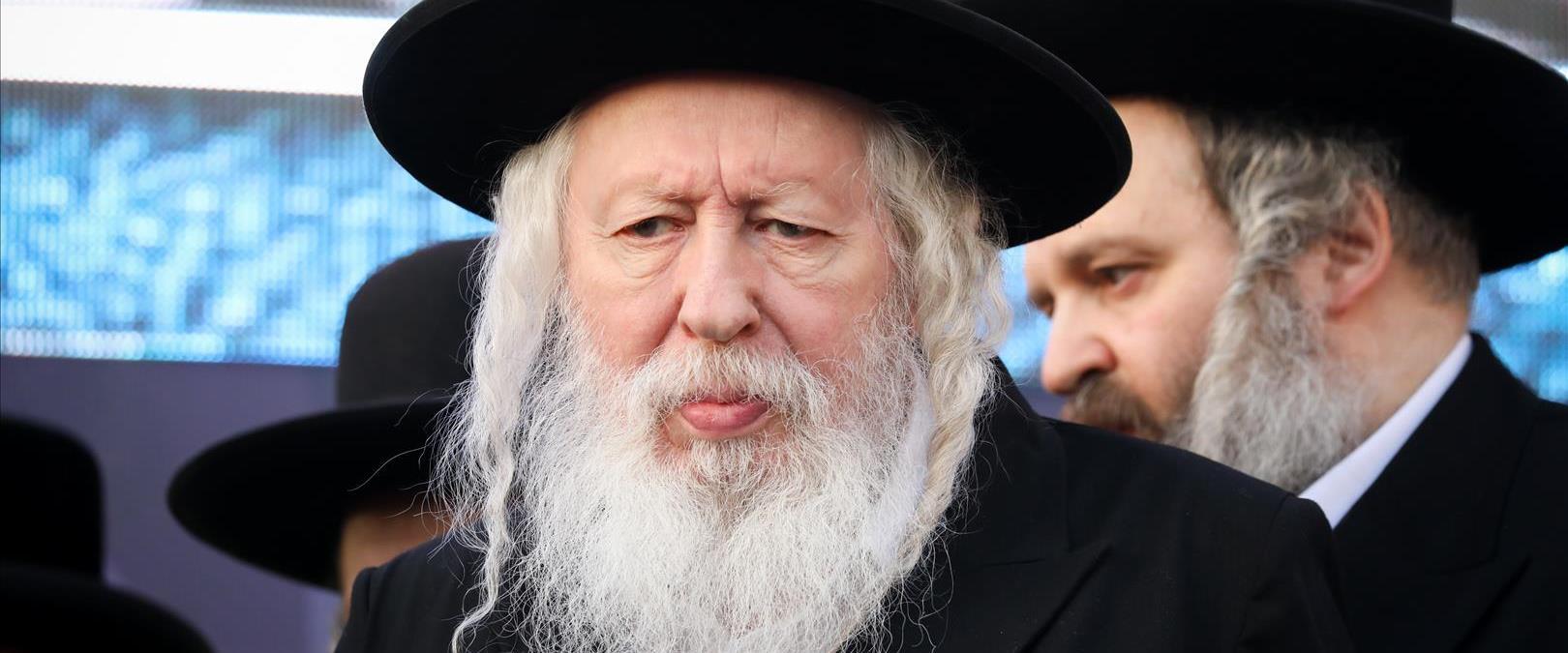 """האדמו""""ר מגור, הרב יעקב אריה אלתר"""