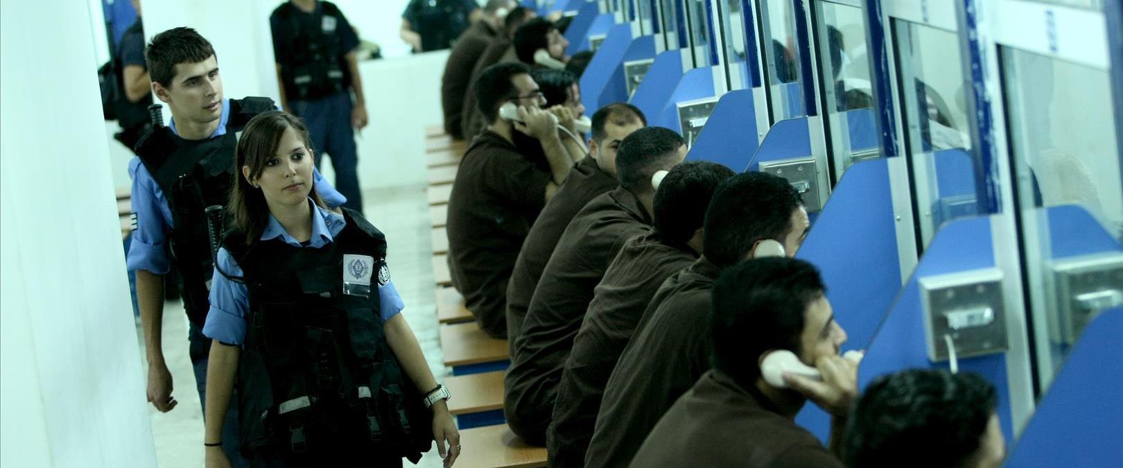 אסירים בטחוניים, כלא עופר