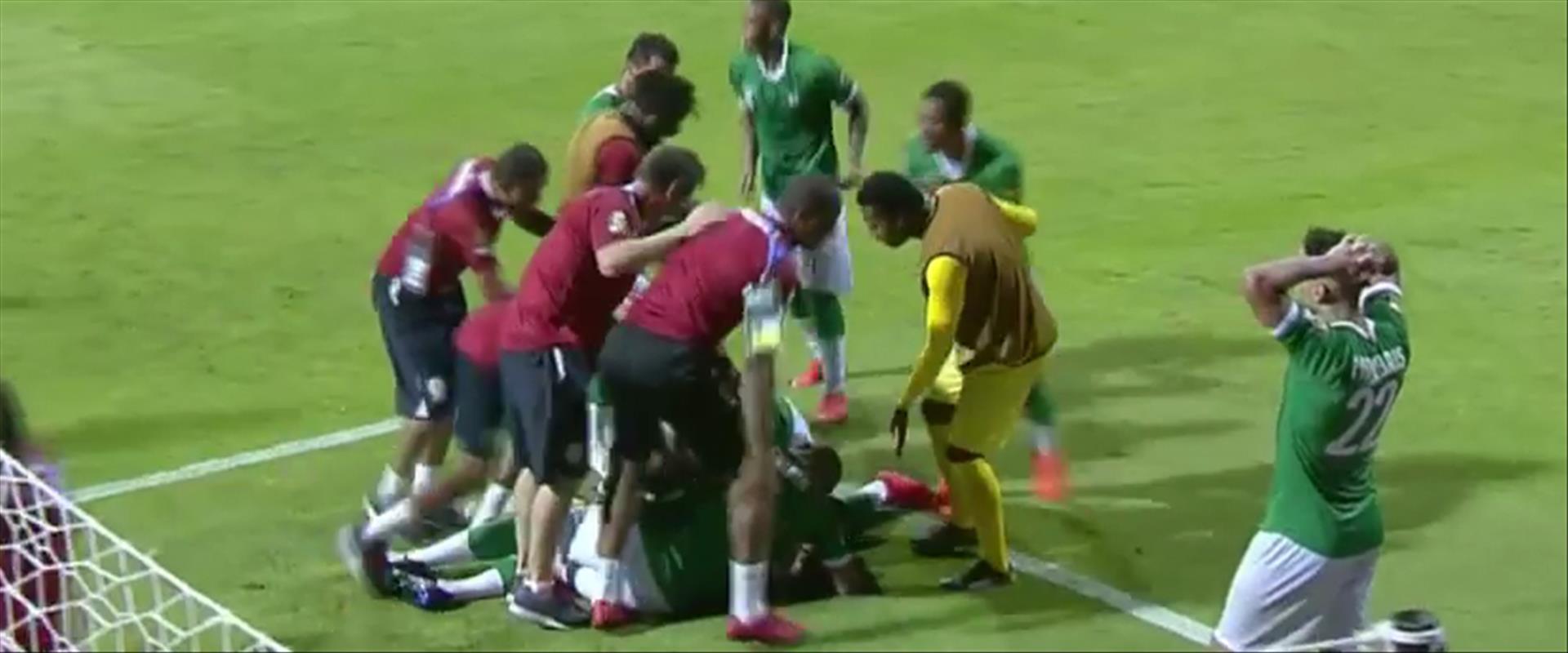 נבחרת מדגסקר