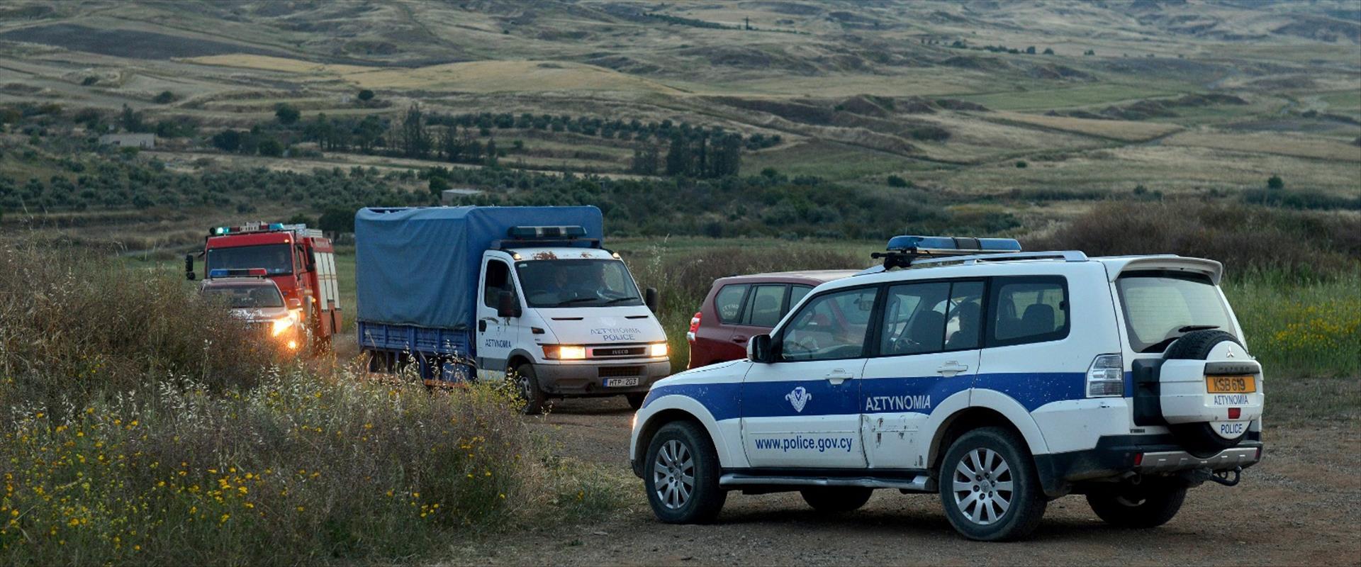 שוטרים בקפריסין
