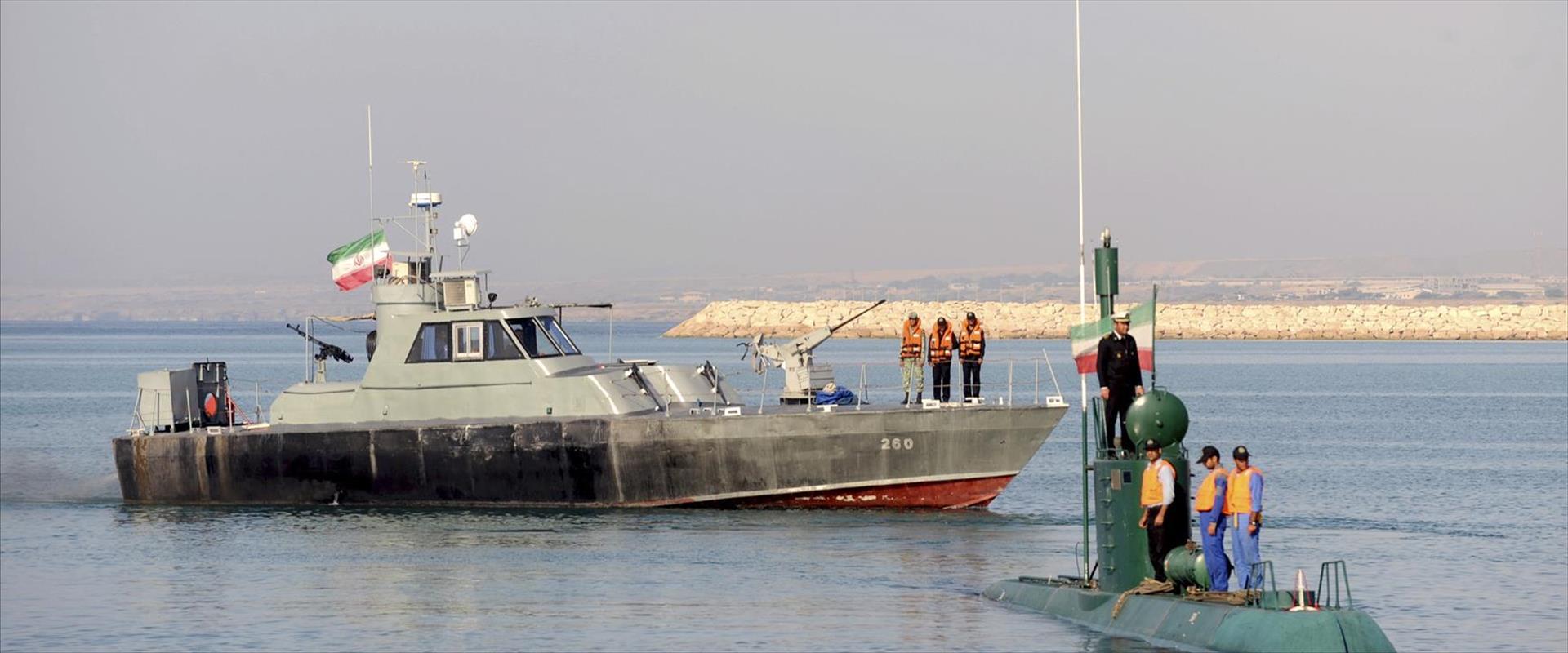 כוח ימי של משמרות המהפכה האיראן, ב-2011