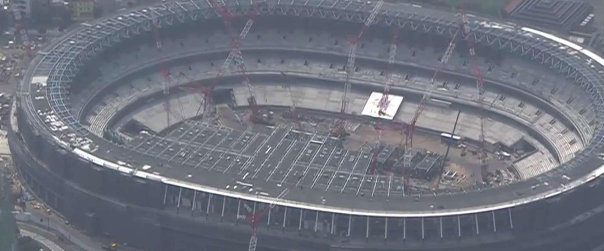 האצטדיון האולימפי בטוקיו