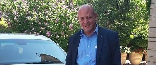 הבכיר מבית הנשיא זאב דולינסקי