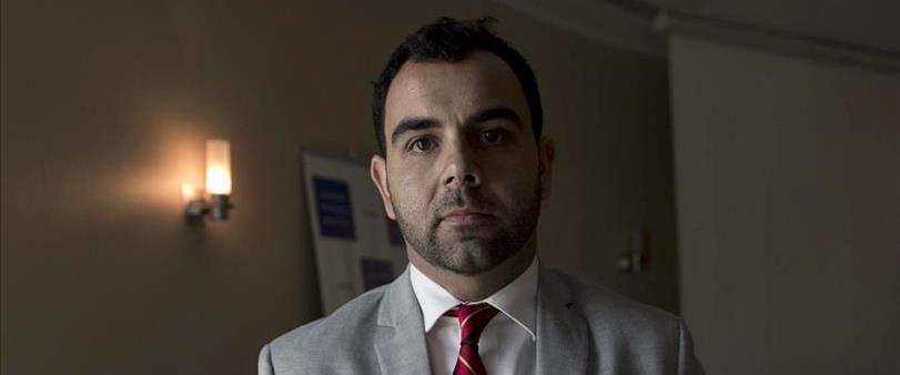 פעיל ה-BDS עומאר שאקיר