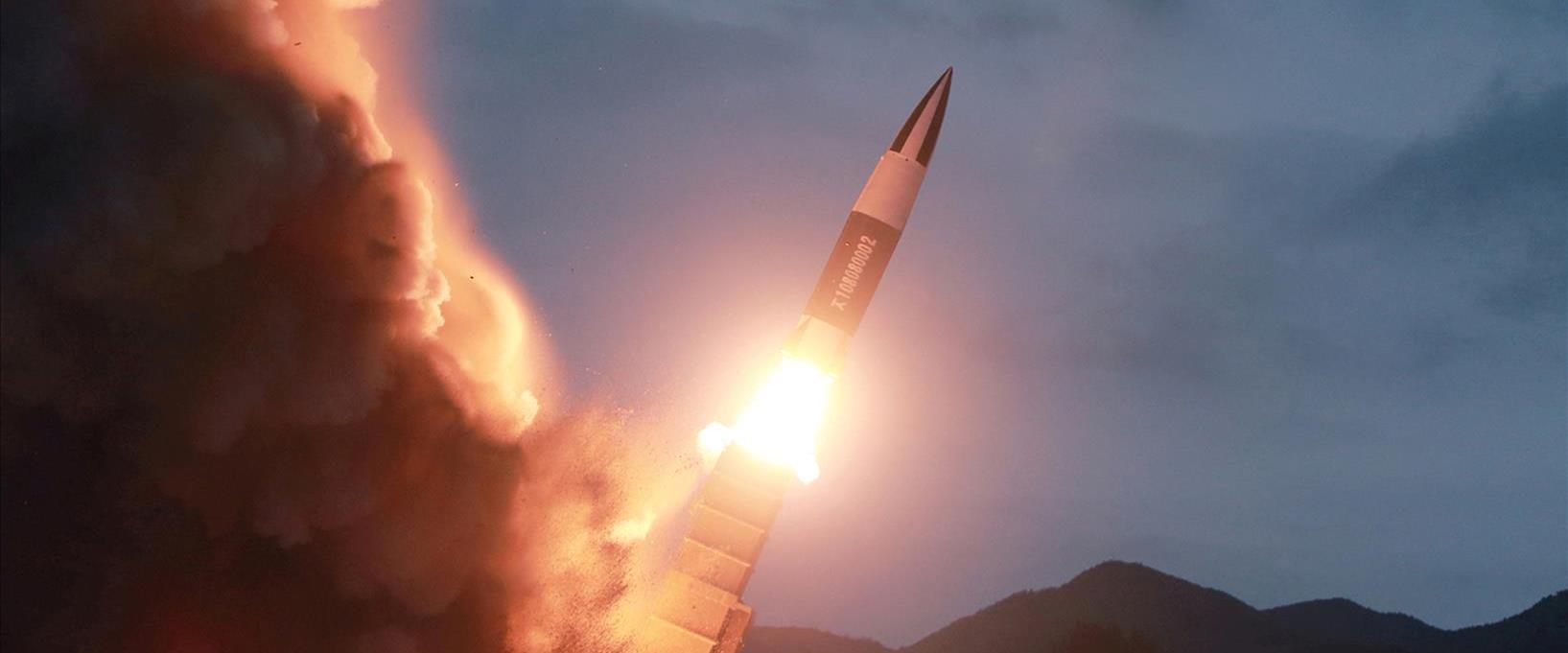 שיגור טילים בקוריאה הצפונית, הלילה