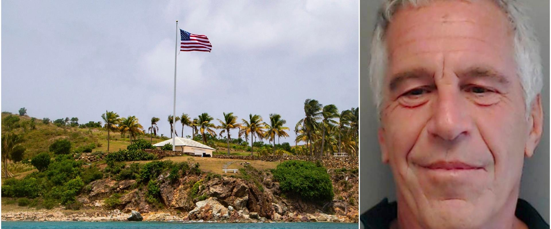 אפשטין והאי הפרטי בקריביים