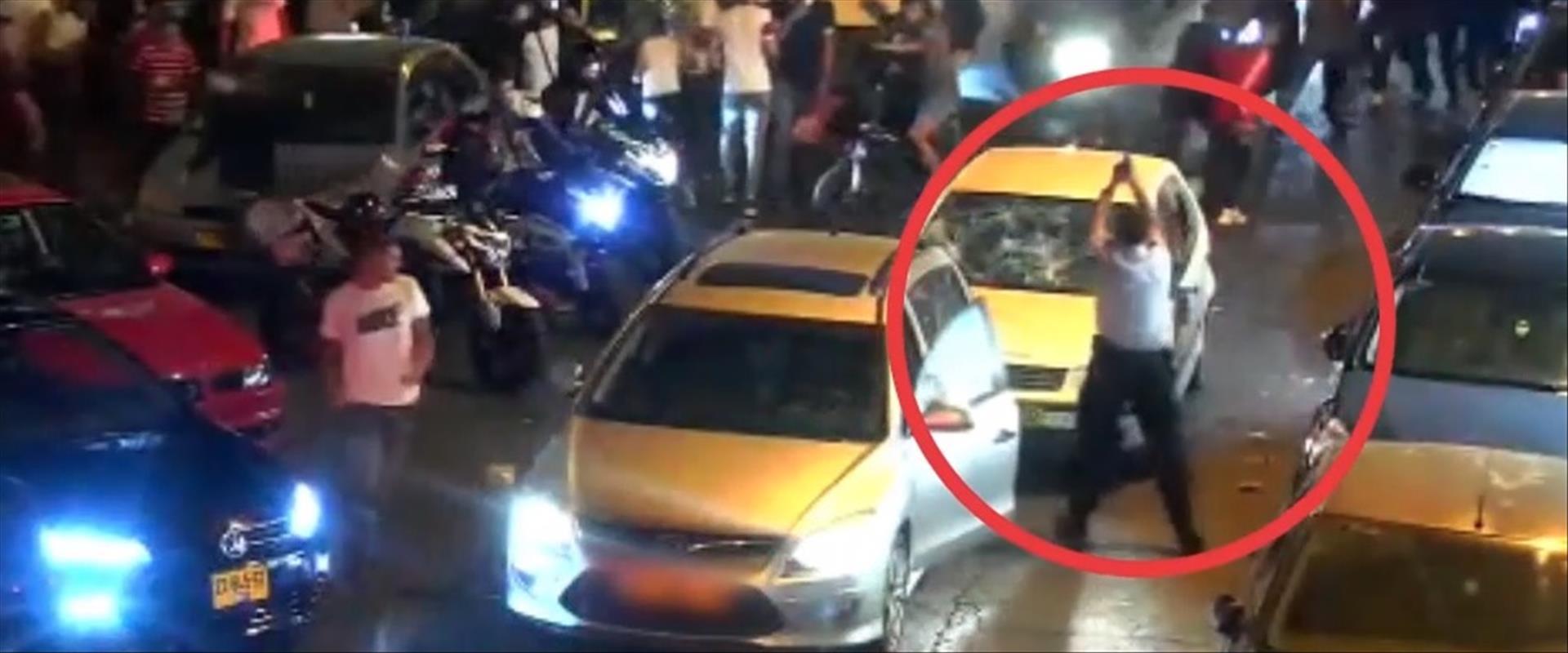שוטרים במזרח ירושלים