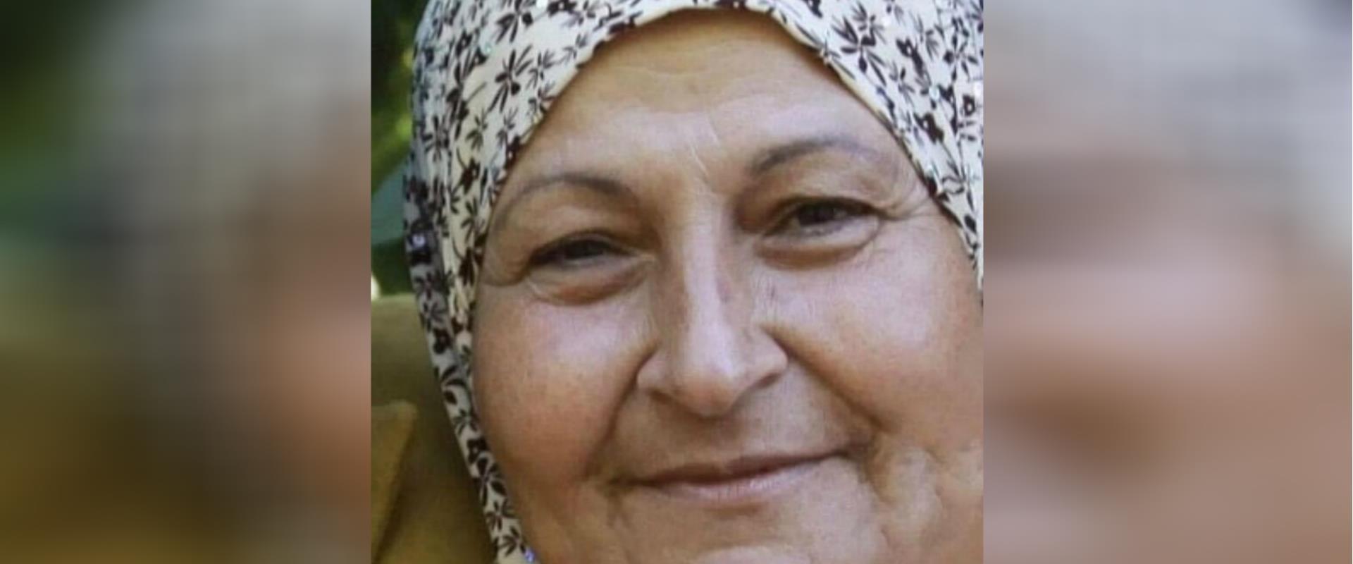 סבריה אבו סיף, ההרוגה באירוע הירי ביפו