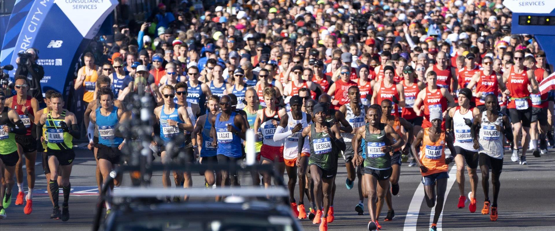 מרתון ניו יורק
