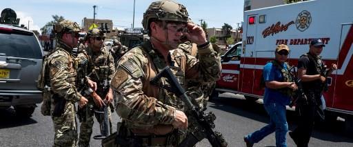 אירוע ירי באל פאסו