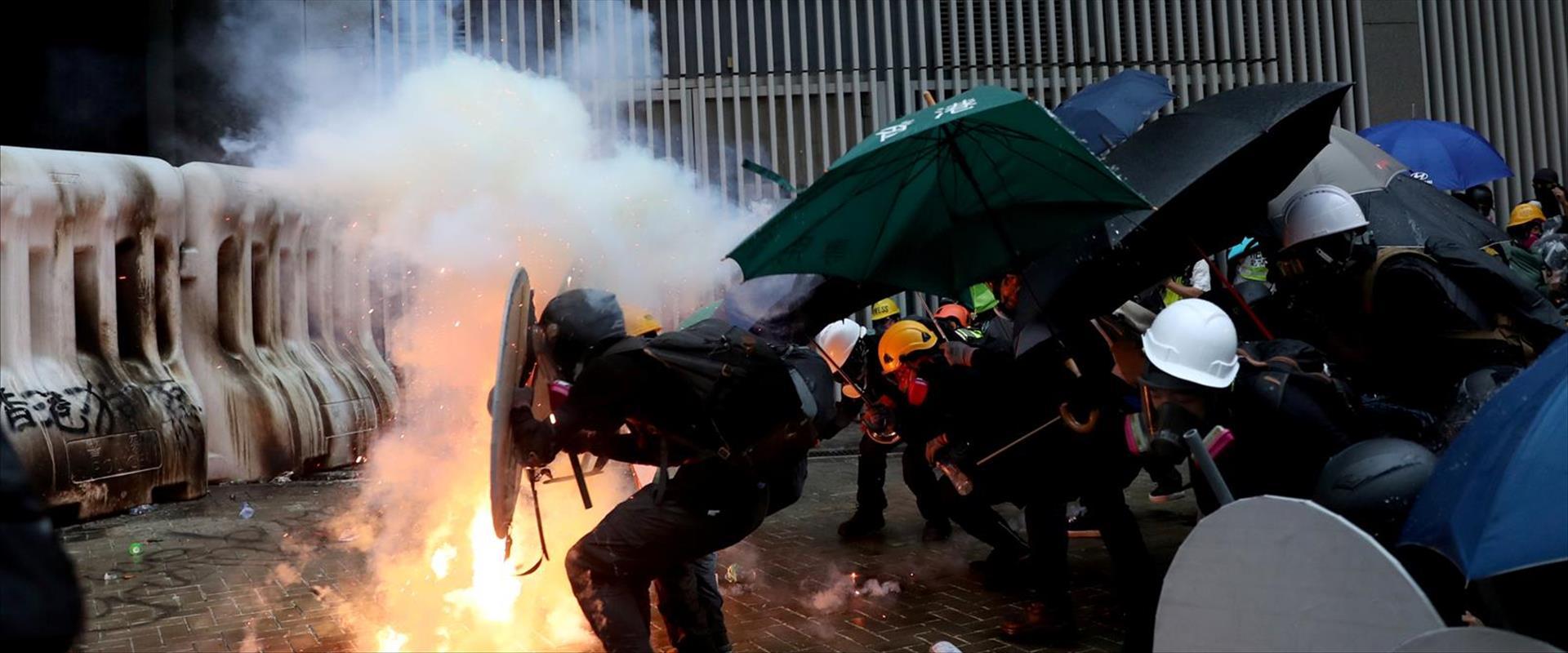 מחאות הפרו-דמוקרטים בהונג קונג, ספטמבר