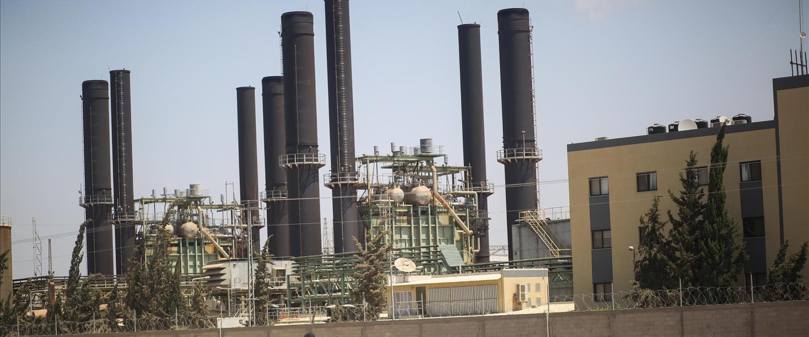 תחנת כוח בעזה